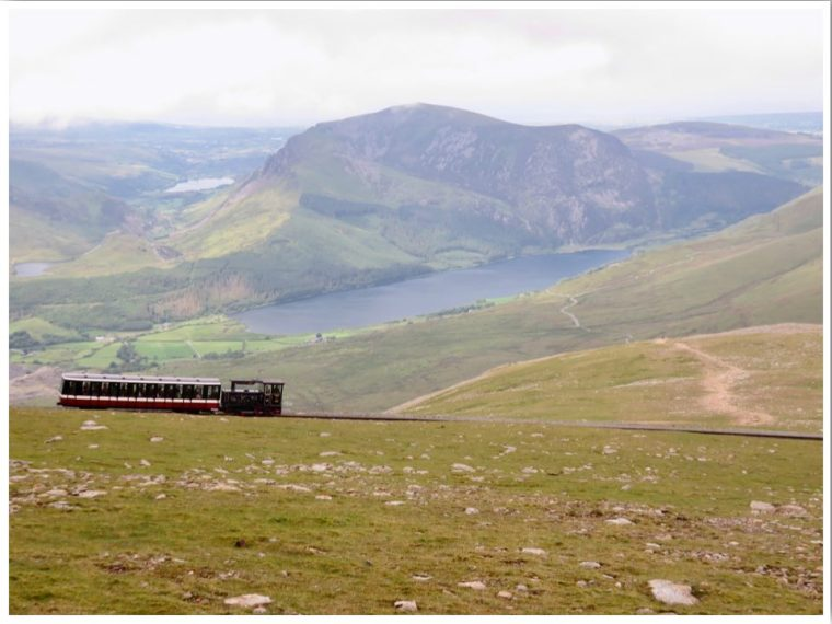 Llanberis Snowdon Railway