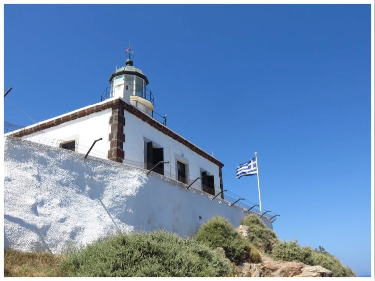Santorini Akrotiri Lighthouse