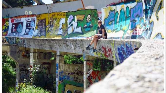 Sarajevo Bobsled Track Bosnia
