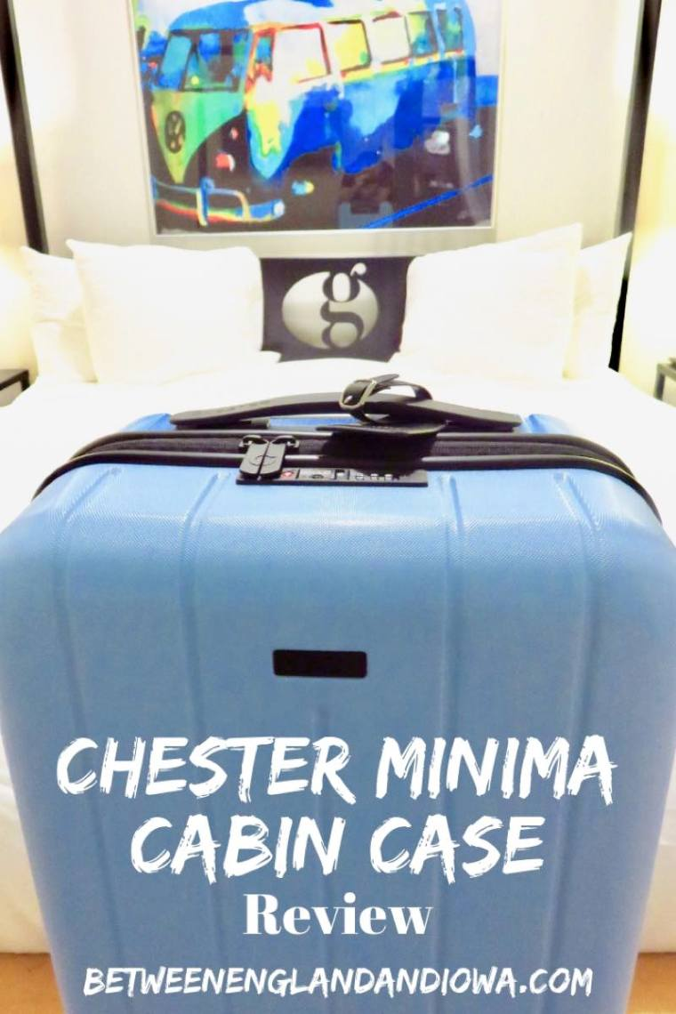 Chester Travel Minima Cabin Case Review