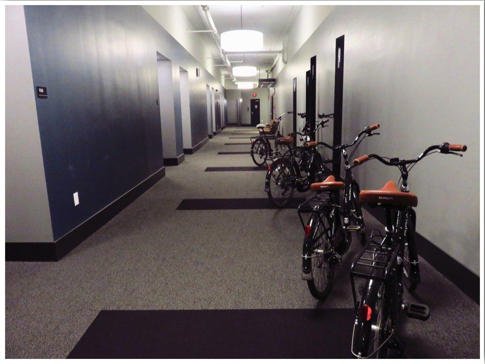 Hotel Grinnell Bike Rental