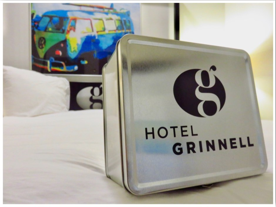 Hotel Grinnell Iowa Review