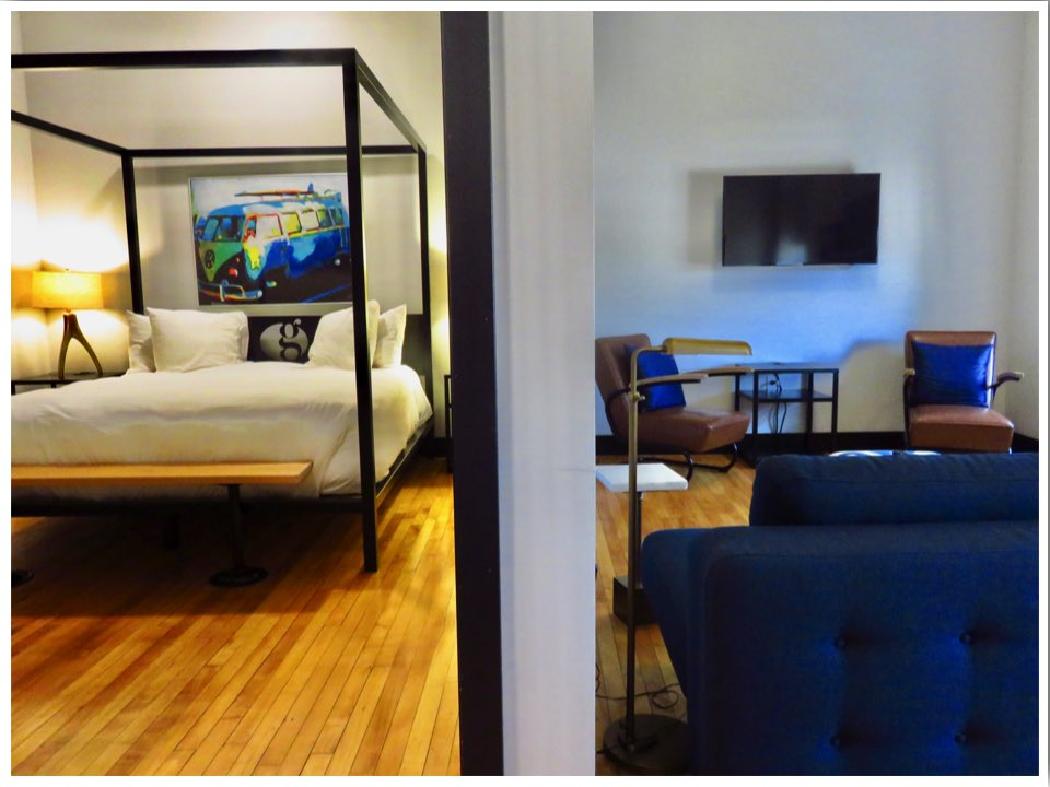 Hotel Grinnell Suite