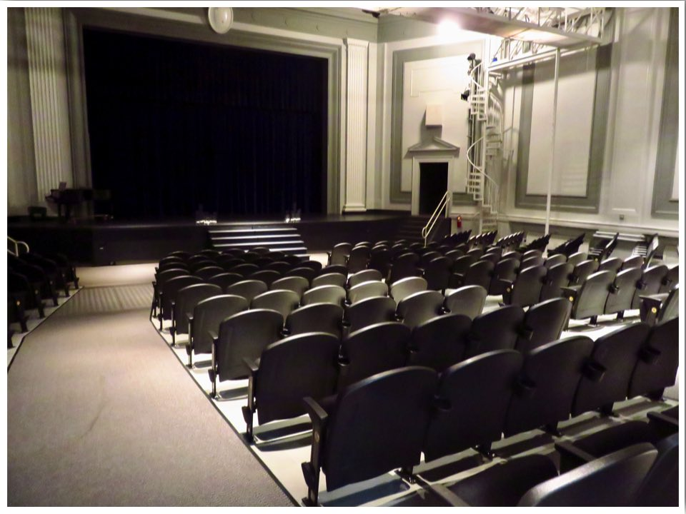 Hotel Grinnell Theatre