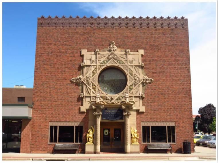 Grinnell Iowa Merchants National Bank