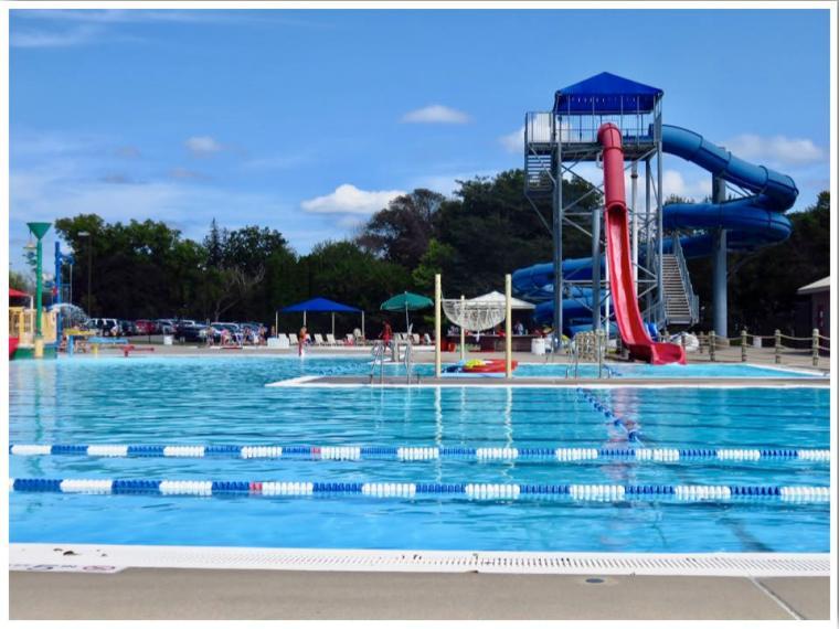 Grinnell Iowa Pool