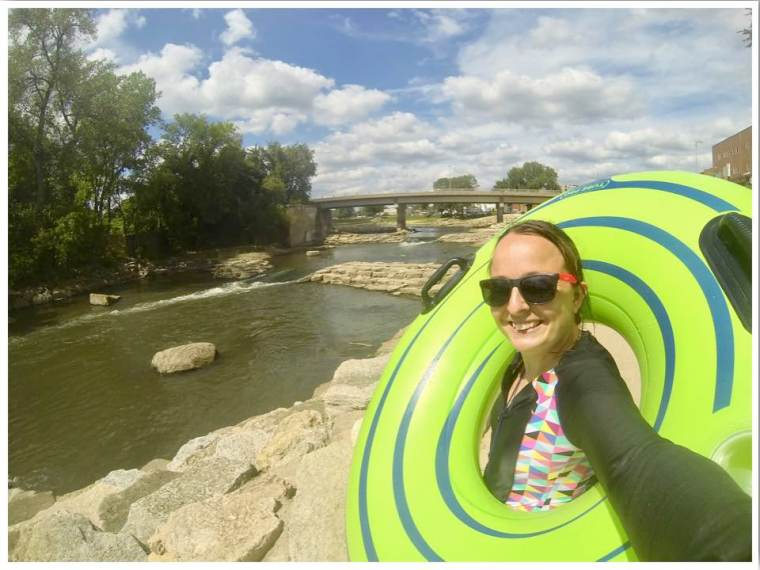 Whitewater Park Iowa