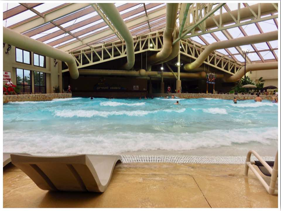 Wilderness Wave Pool