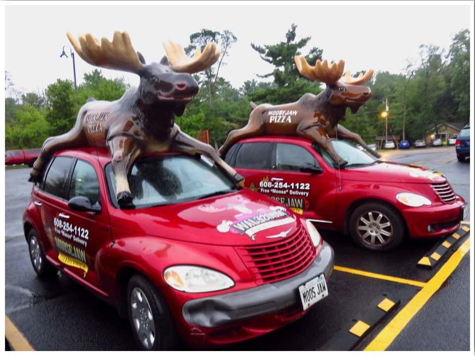 Wisconsin Dells Moosejaw