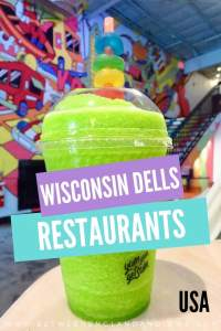 Places to eat in Wisconsin Dells
