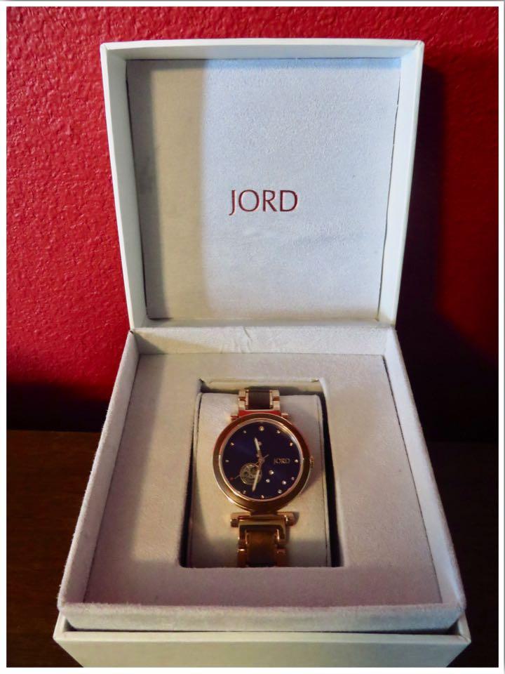 Wood Watch JORD