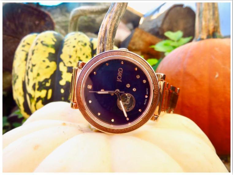 Wooden Watch JORD