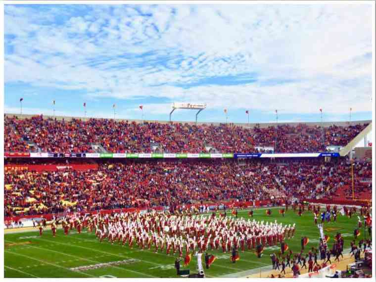 Ames ISU Marching Band
