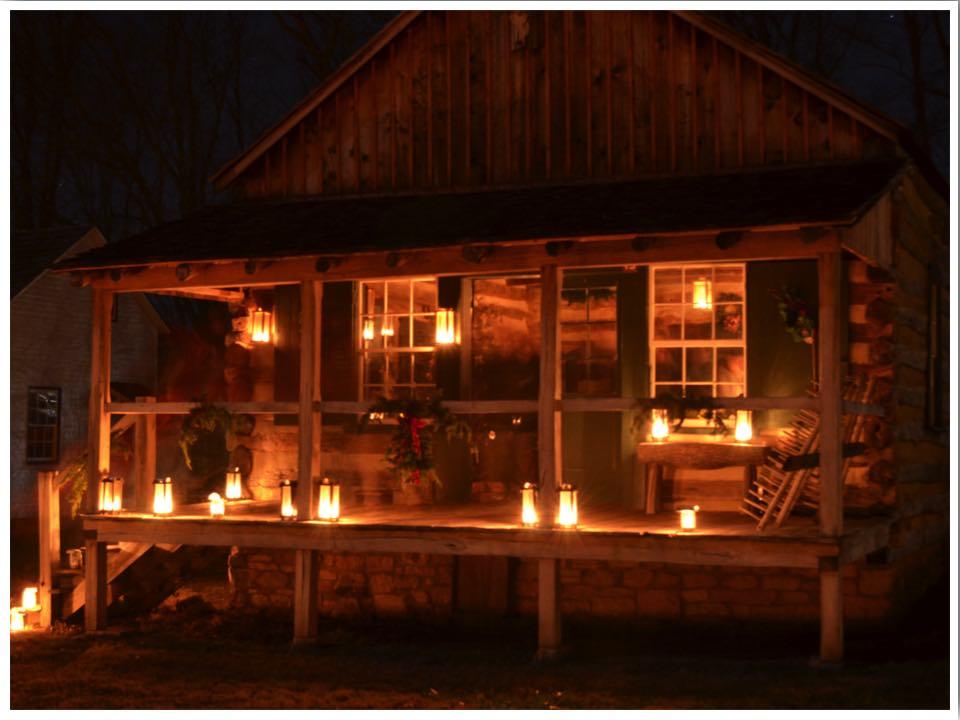 Daniel Boone Home Missouri photo credit Kay