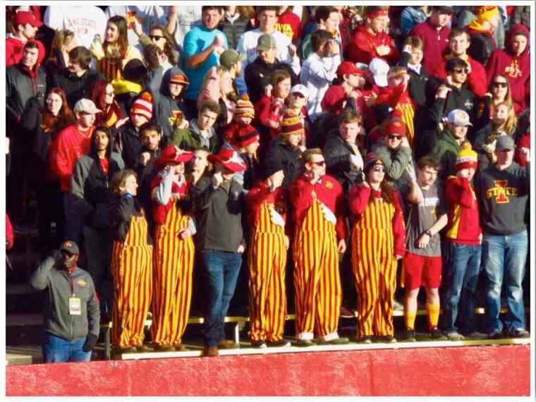 Football Iowa State University