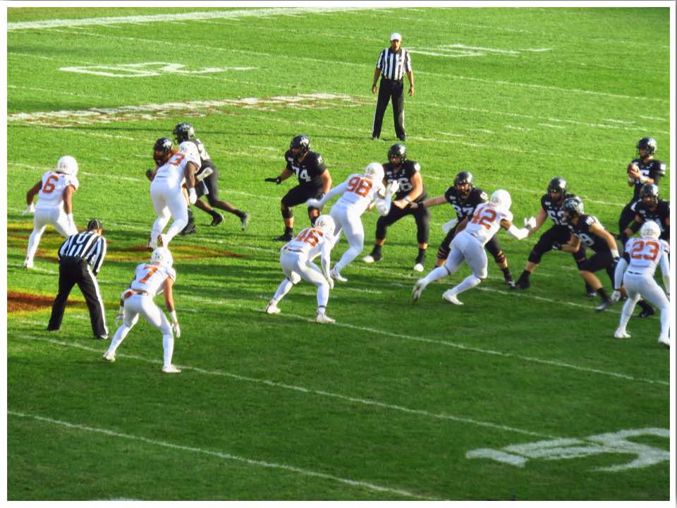 American Football ISU Cyclones