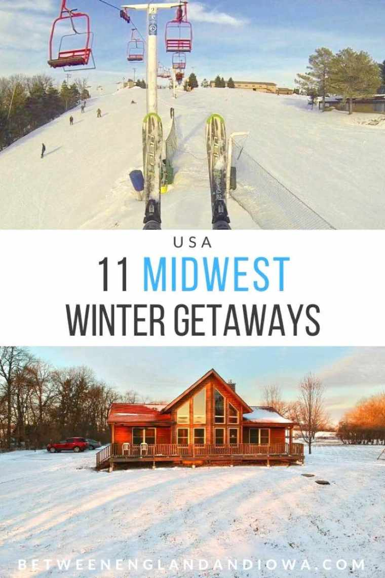 11 Midwest Winter Getaways USA