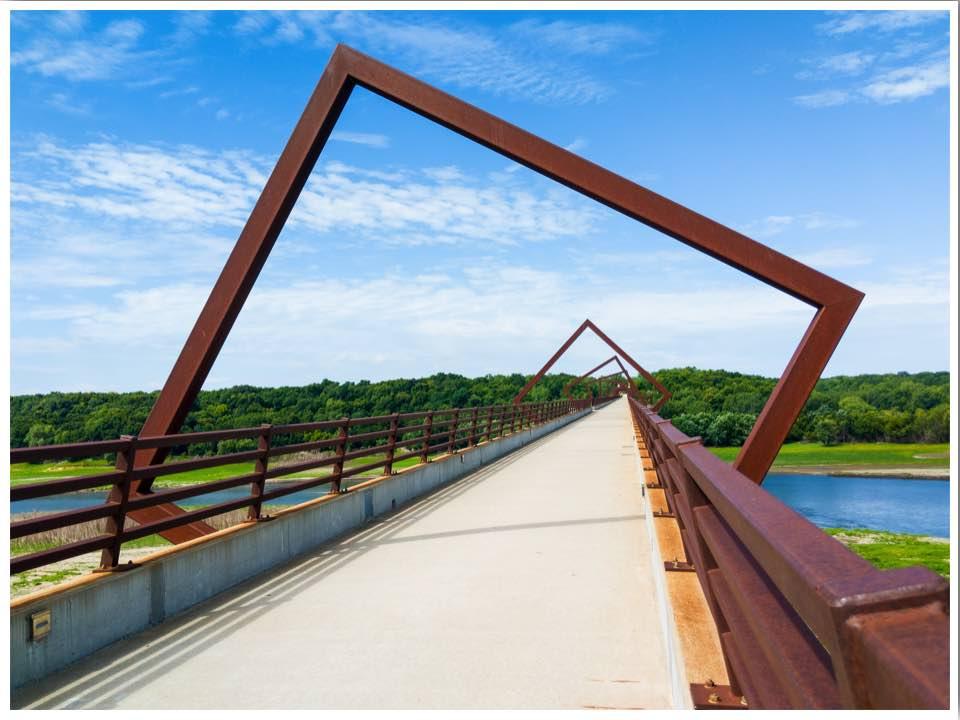 High Trestle Trail Bridge IA Photo Credit Jody Halsted
