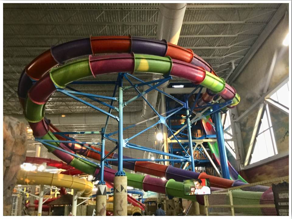 Kalahari Indoor Water Park