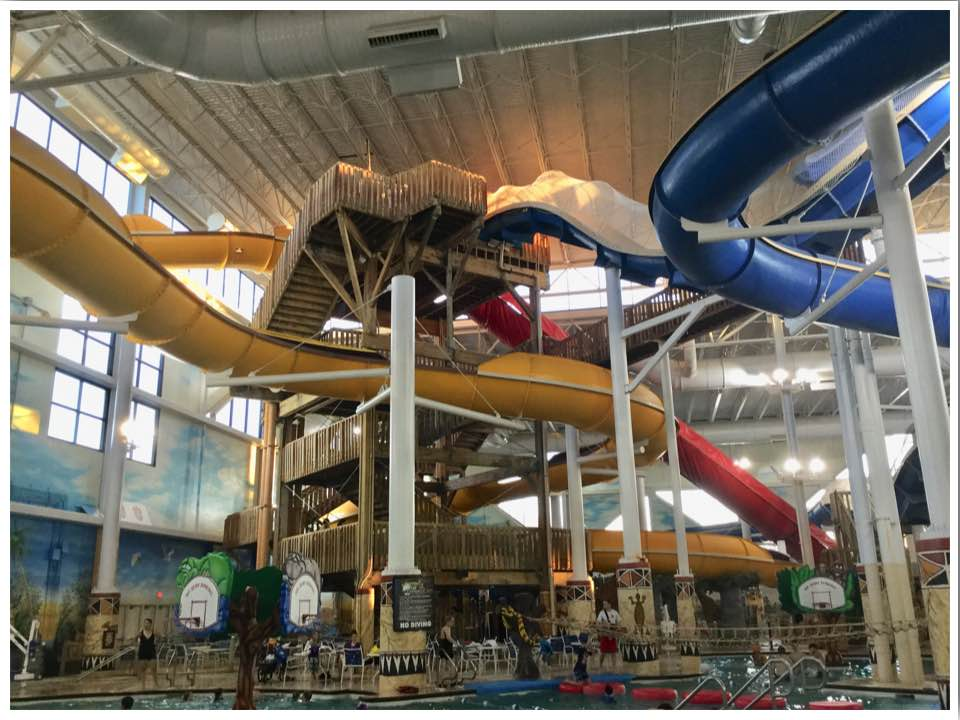 Kalahari Indoor Water Park Wisconsin Dells