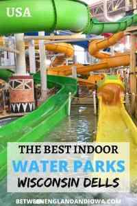 The best indoor water parks in Wis Dells Kalahari vs Wilderness