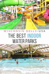 Wisconsin Dells Indoor Water Parks Kalahari vs Wilderness
