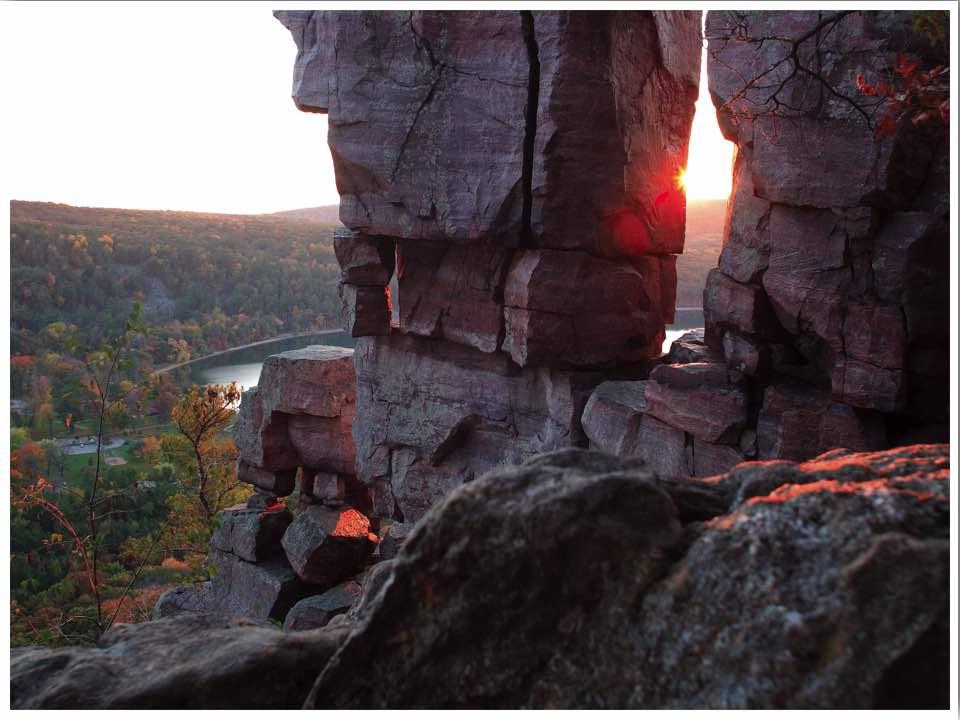 Devil's Lake State Park (Photo Credit: Travel Wisconsin CVB)