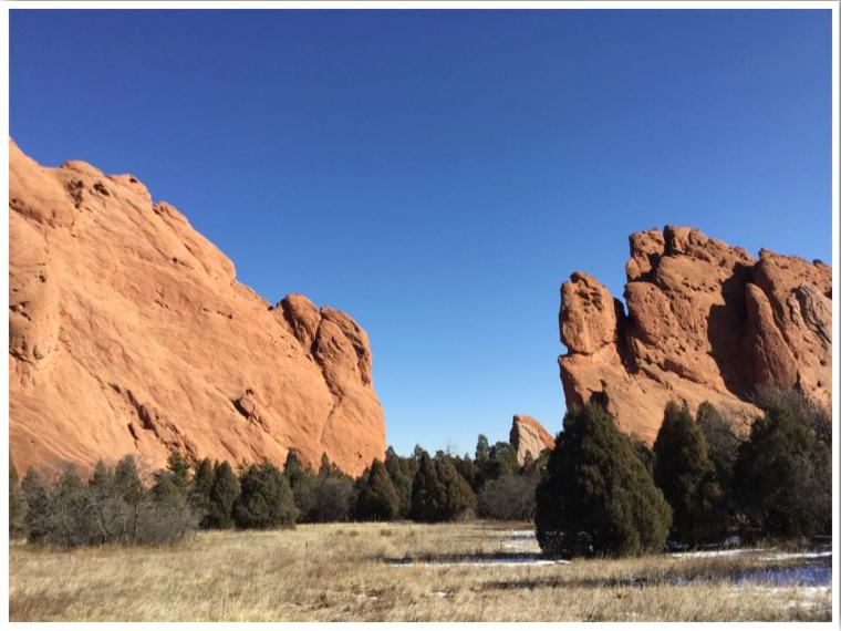 Garden of the Gods Hike