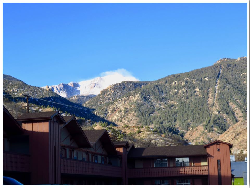 Villa Motel Manitou Springs