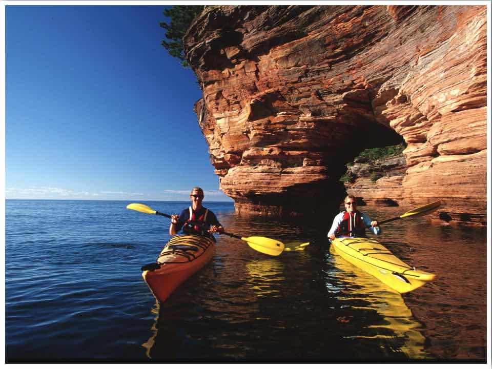 Apostle Islands Photo Credit: Travel Wisconsin