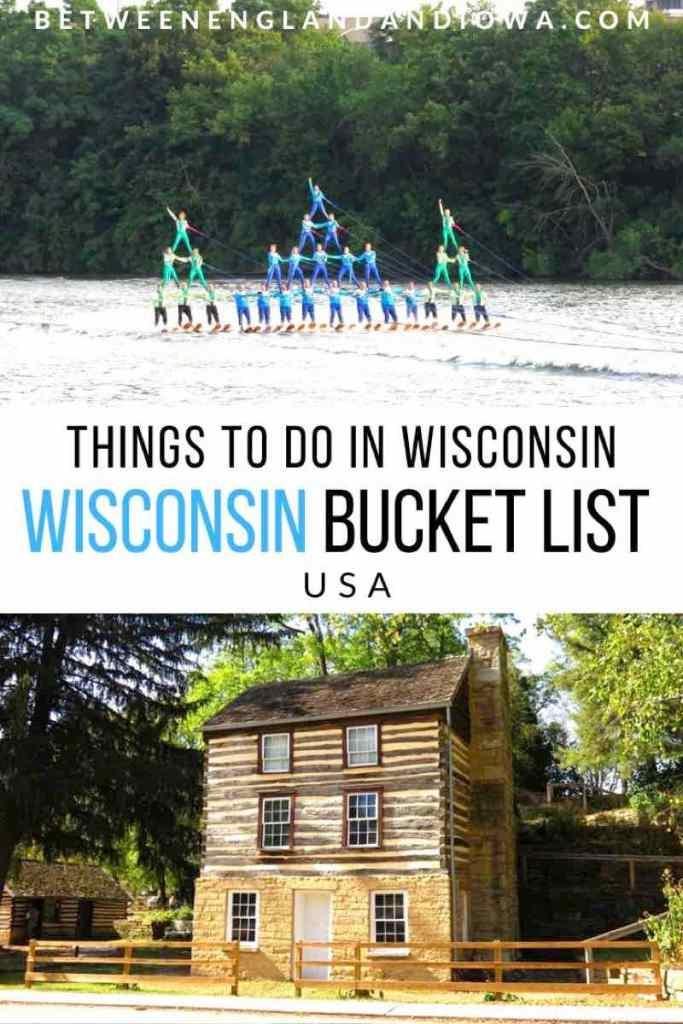 Wisconsin Bucket List Ideas USA