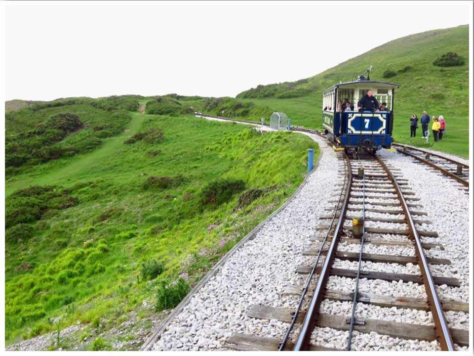 Llandudno Great Orme Cable Tramway North Wales