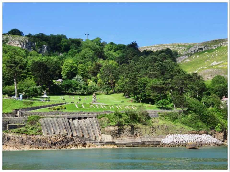 Llandudno Happy Valley Botanical Gardens Great Orme