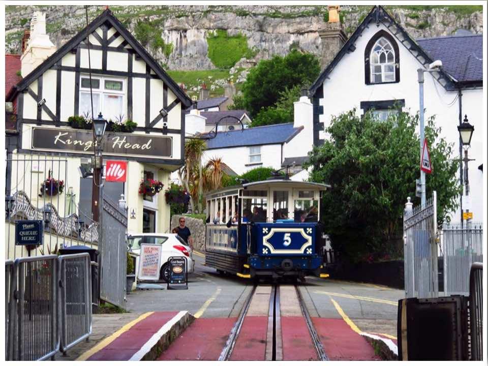 Llandudno Great Orme Tramway