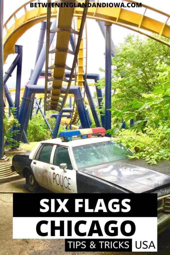 Six Flags Great America Chicago USA Tips for Visiting