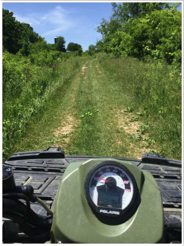 River Ridge ATV Trails in Iowa