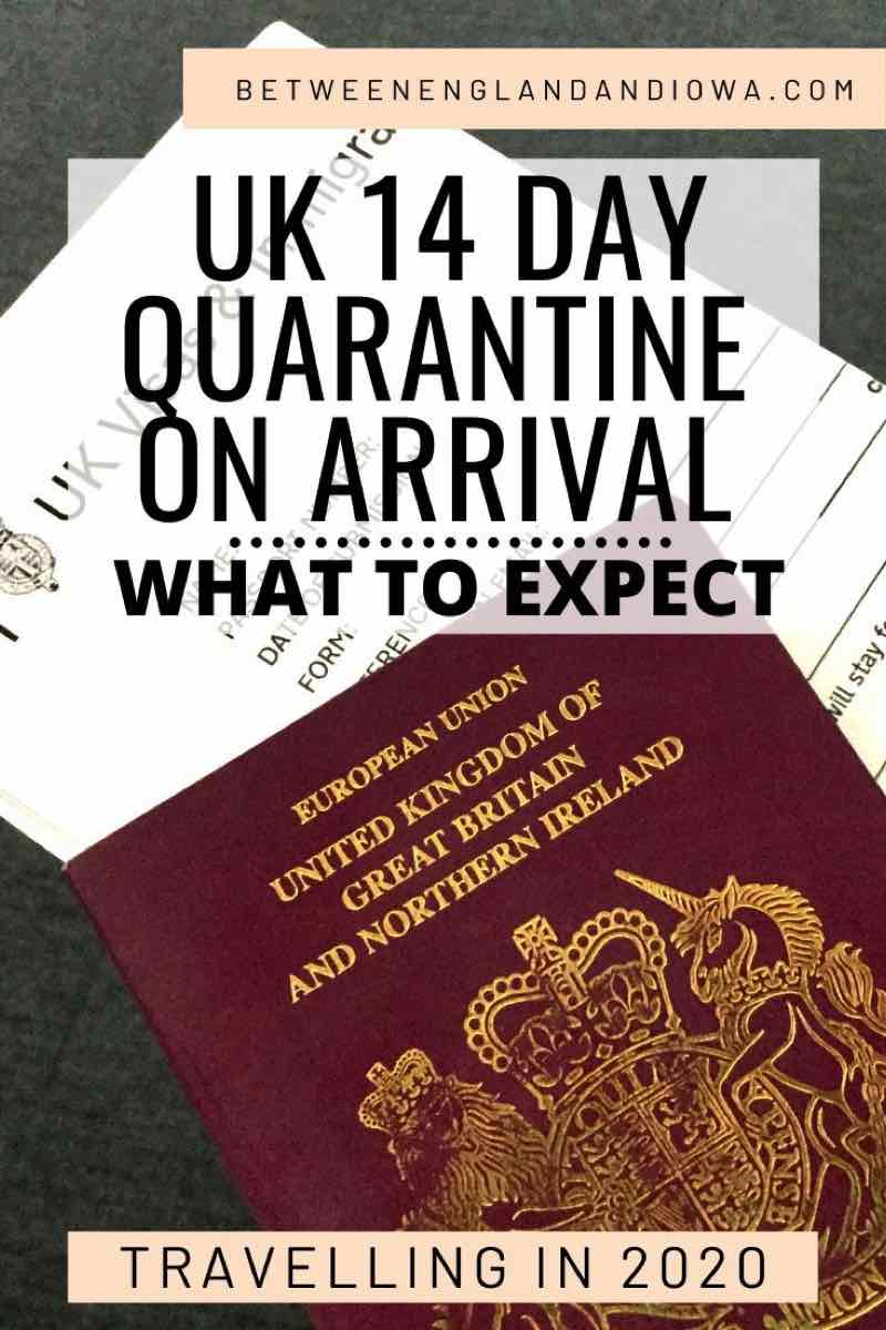 UK Quarantine on arrival: What to expect when flying into London Heathrow
