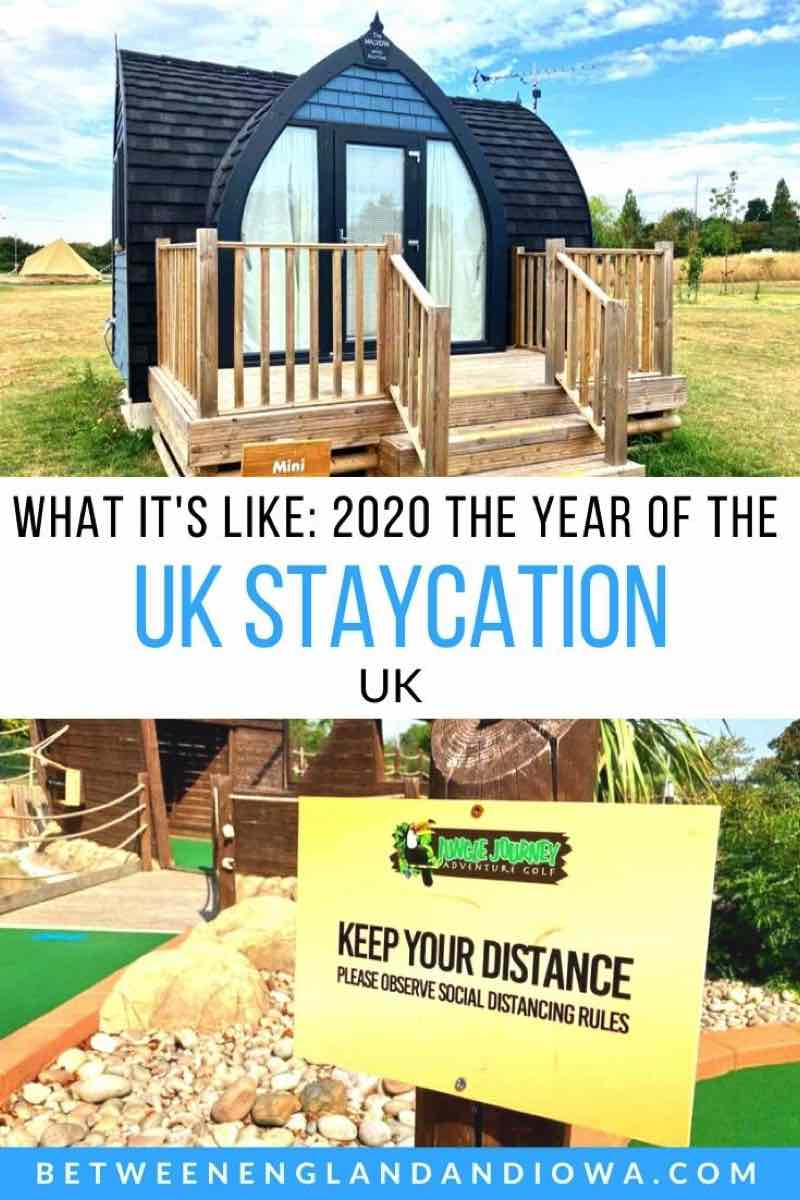 UK 2020 Staycation: Local Travel