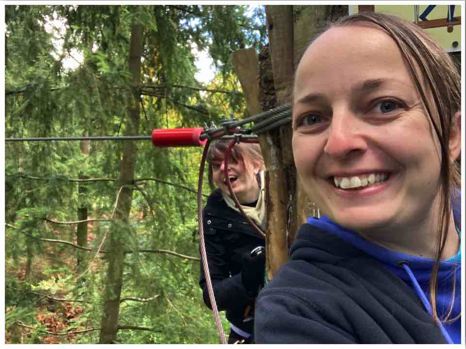 Go Ape High Ropes Treetop Challenge
